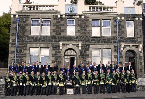 Celebration of the Centenary of Lodge St. Kilda